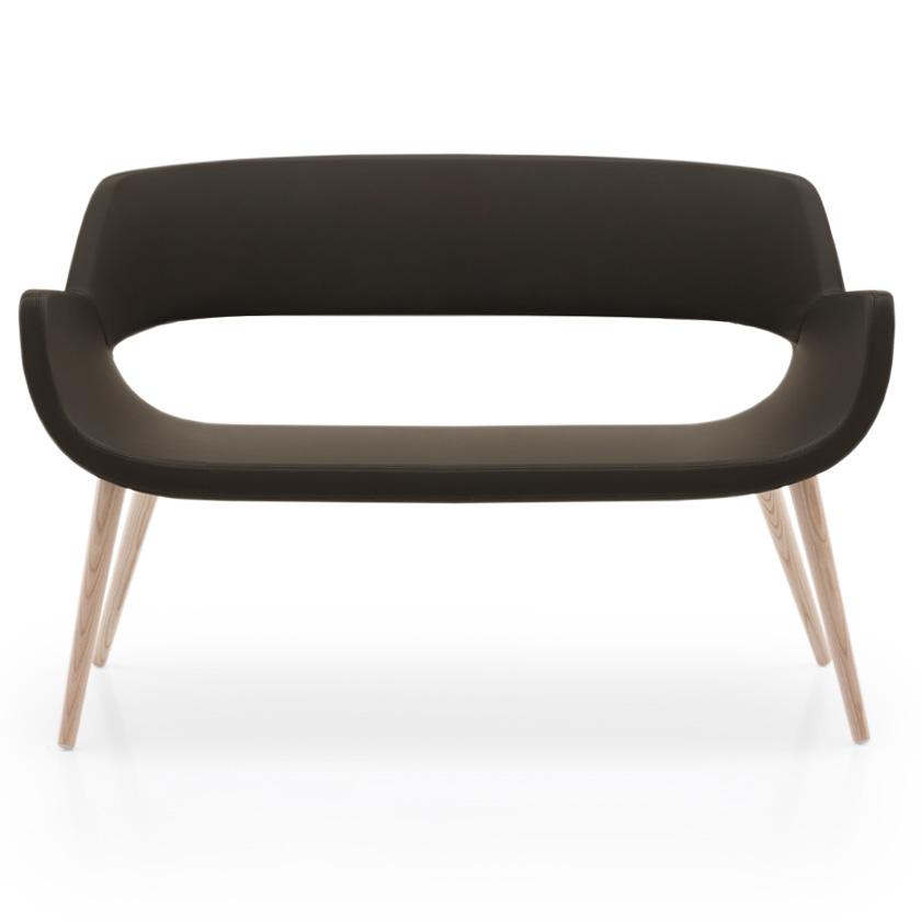 Sofa Kira Divano de dos plazas variedad de colores marca Labenze