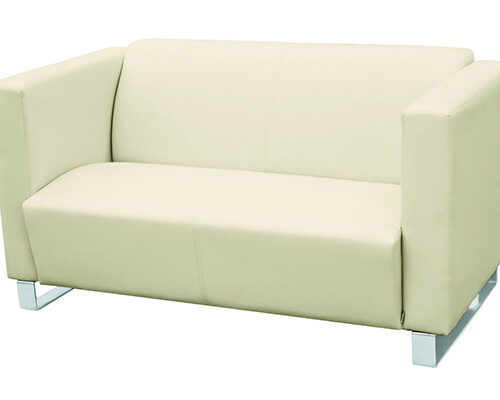 Sofa SOFLEA de dos plazas variedad de colores marca Klave